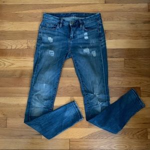 BLANKNYC distressed jeans
